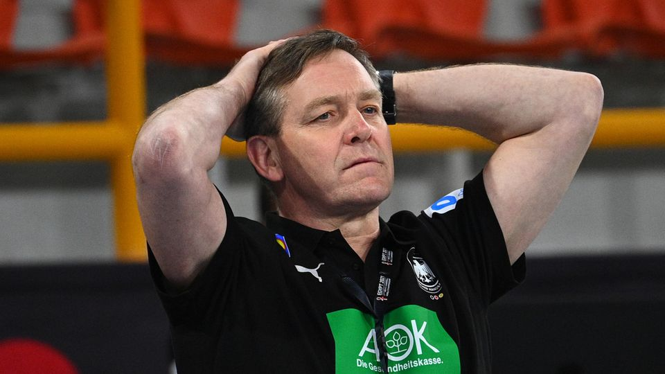 Handball-Nationaltrainer Alfred Gislason