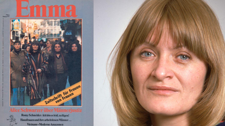26. Januar 1977 Emma erscheint zum ersten Mal