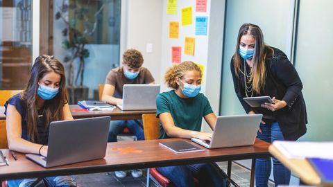 Während in Dänemark der Einsatz von digitalen Medien im Unterricht für mehr als 90 Prozent der Schüler Alltag ist, sagen das in Deutschland lediglich rund vier Prozent