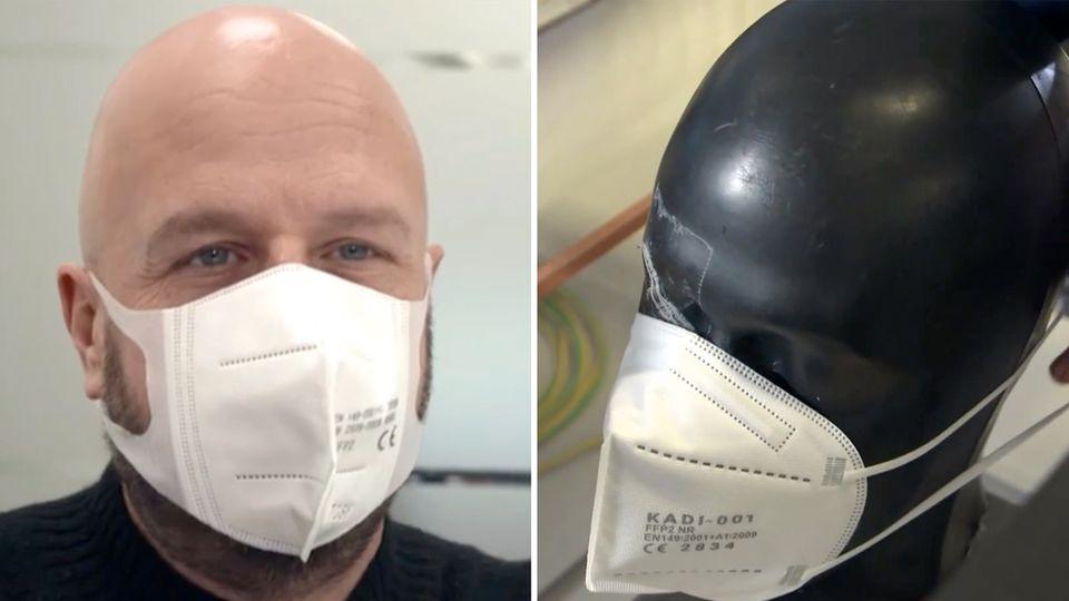 FFP2-Masken im Test