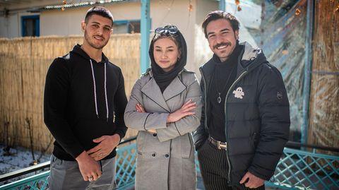 Afghanistan: Erste Modelagentur kämpft gegen Vorurteile