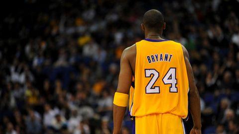 Basketball-LegendeKobe Bryant starb im Alter von 41 Jahren.
