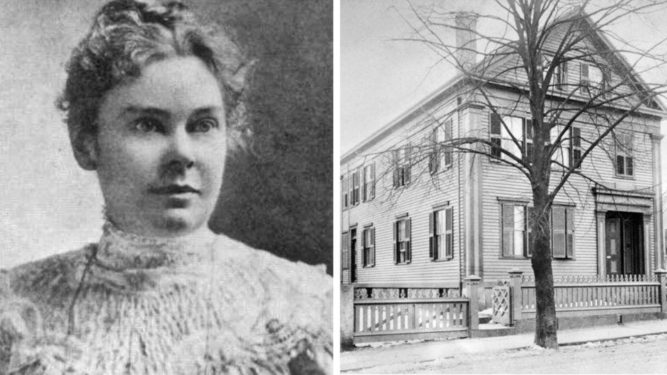Horrorhaus steht zum Verkauf: Warum die Axtmörderin Lizzie Borden nicht schuldig gesprochen wurde