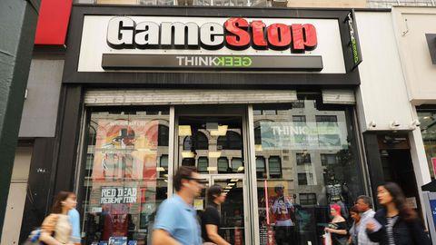 Gamestop betreibt rund 7500 Filialen in 18 Ländern