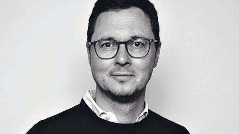 Chefredakteur Florian Gless