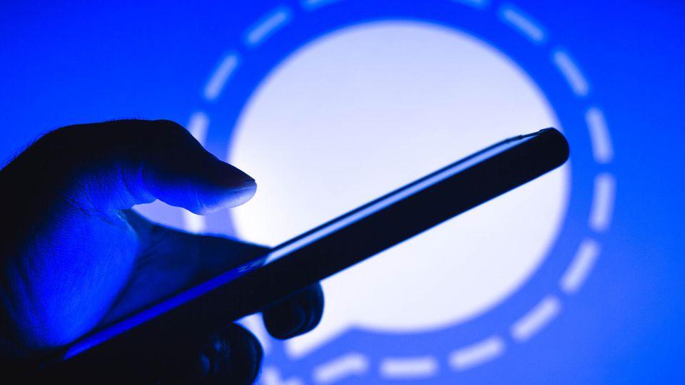 Messenger-Alternativen: Der Messenger Signal erfreut sich gerade massiv steigender Nutzerzahlen