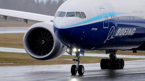Das erste Exemplar des modernisierten Großraumjets 777X soll nun erst Ende 2023 an eine Airline ausgeliefert werden.