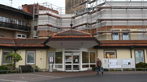 """""""Hospital zum Heiligen Geist"""" in Kassel"""