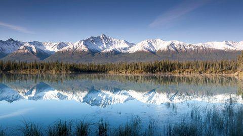 In der abgelegenen Region umBeaver Creekim Yukon wohnen nur wenige Menschen