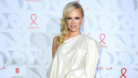 Vip News: Pamela Anderson hat ihren Bodyguard geheiratet