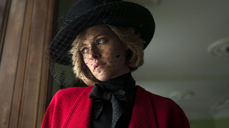 """Kristen Stewart als Lady Diana im Film """"Spencer"""""""
