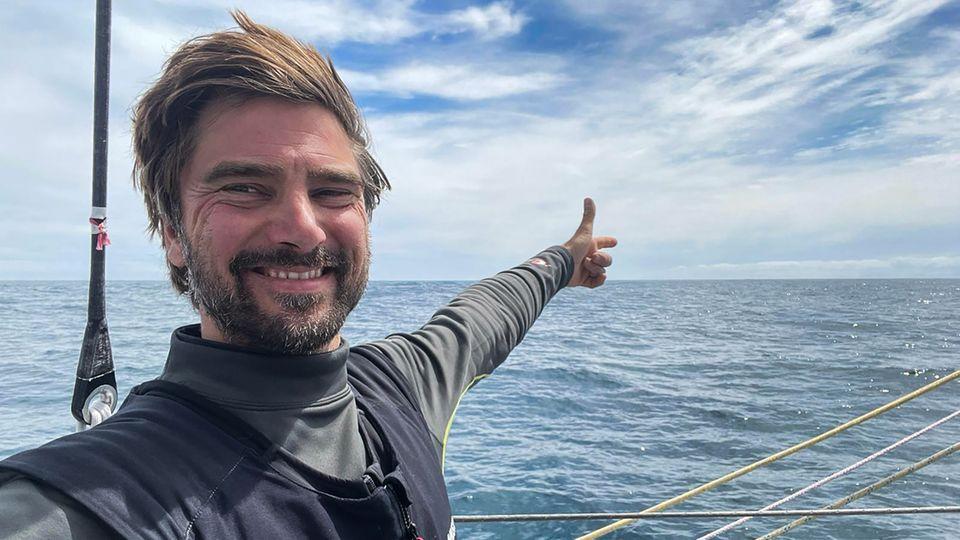 Segelregatta Vendée Globe: Boris Herrmann: In achtzig Tagen um die Welt – und in unsere Herzen