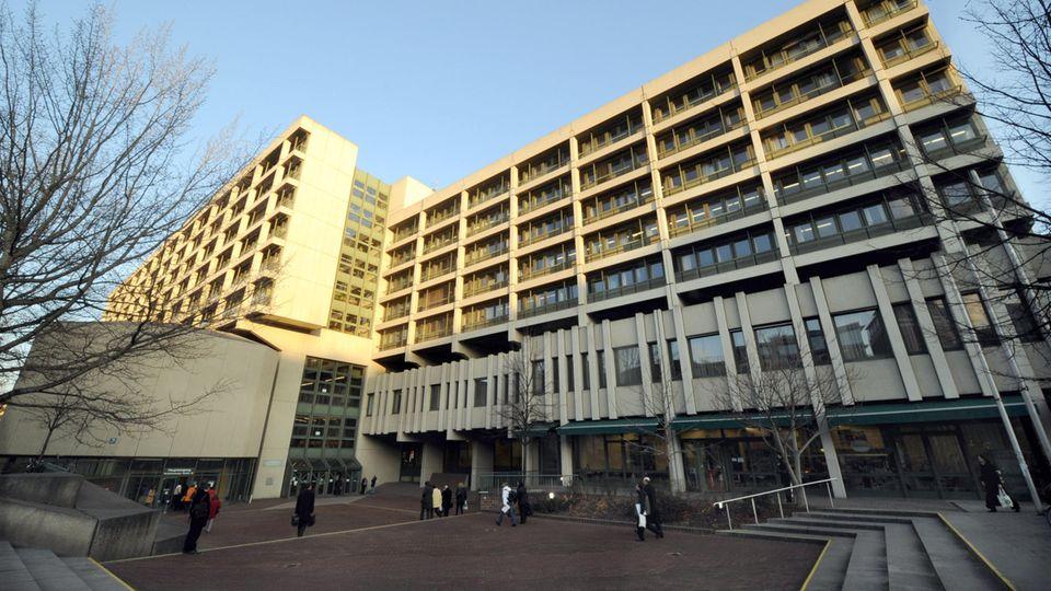 Das Gerichtsgebäude für das Amtsgericht, das Landgericht I und II in München, das Oberlandesgericht und die Staatsanwaltschaft