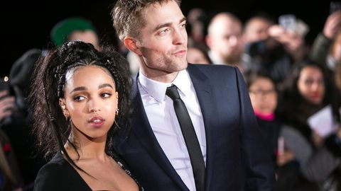 FKA Twigs, Robert Pattinson