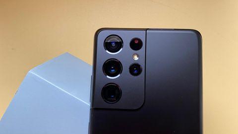Die starke Kamera ist - neben dem Display -der Star desSamsung Galaxy S21 Ultra