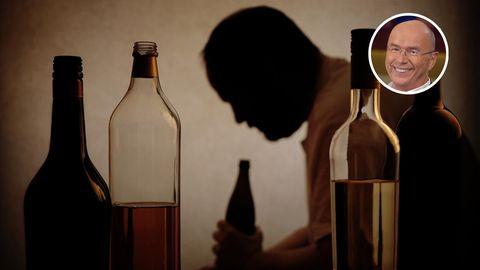 Alkoholsucht kann viele verschiedene Ursachen haben