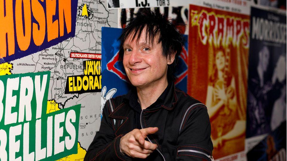 Die Toten Hosen: Schlagzeuger Ritchie ist nun Deutscher.