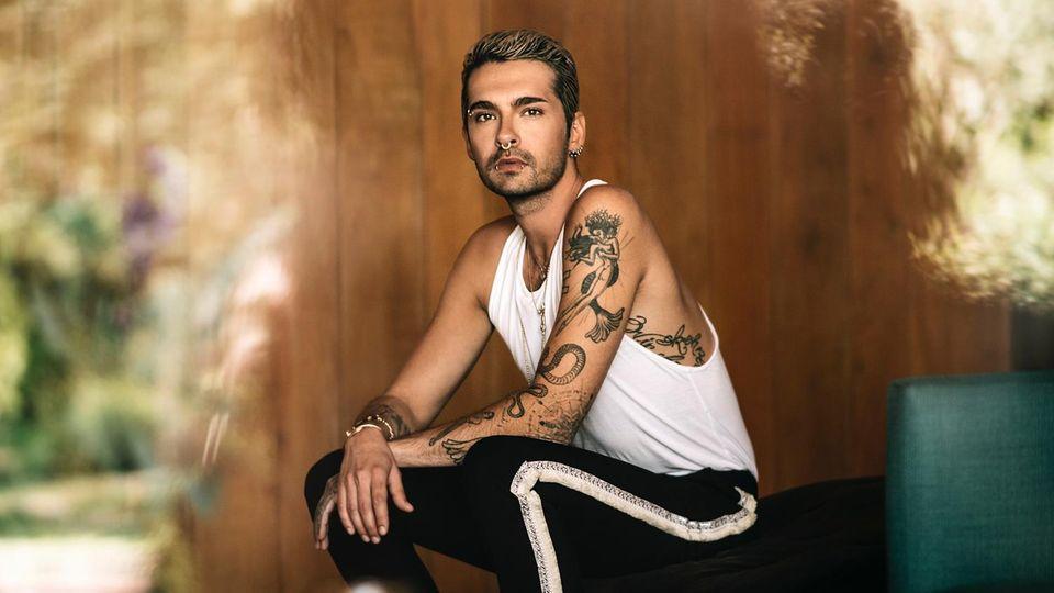 """Tokio-Hotel-Sänger : Bill Kaulitz über bezahlten Sex: """"Ich hab das auch mal ausprobiert. So what?"""""""
