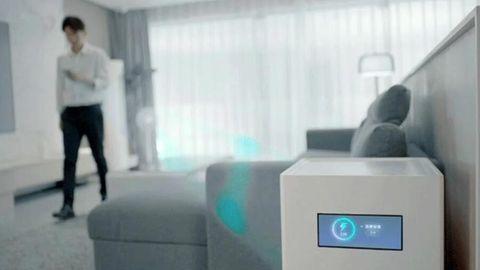Mi Air Charge: Xiaomi zeigt Technologie, die Smartphones aus mehreren Metern Entfernung lädt - sogar durch Menschen hindurch
