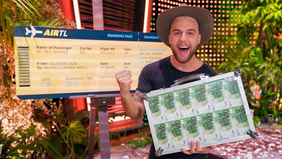Filip Pavlovićgewinnt die RTL-Dschungelshow