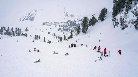 Zwei Tote bei Lawinenabgängen in Tirol