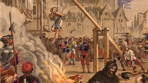 """Prozesse im 17. Jahrhundert: Die Hauptstadt der Folter – warum gerade in Würzburg so viele """"Hexen"""" gemartert werden"""