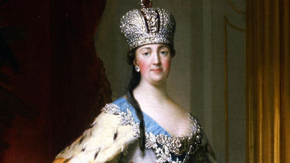 Auf dem Königsweg: Als Katharina die Große die erste Impfkampagne im 18. Jahrhundert gegen die Pocken startete
