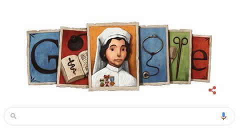 Google Doodle für Safiye Ali
