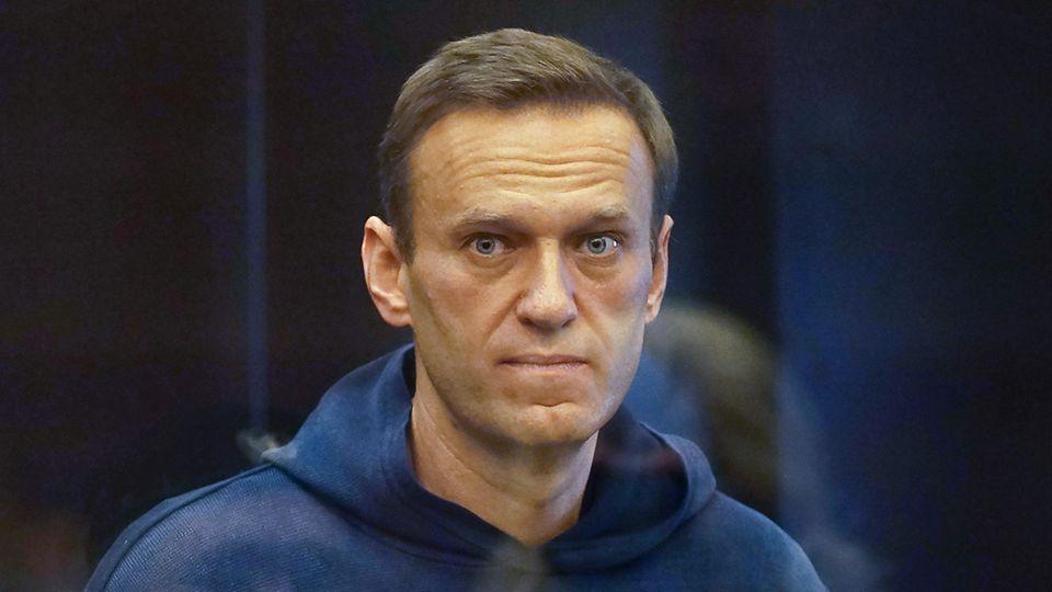 """Alexej Nawalny: """"Ein ganzes Land lässt sich nicht einsperren"""""""