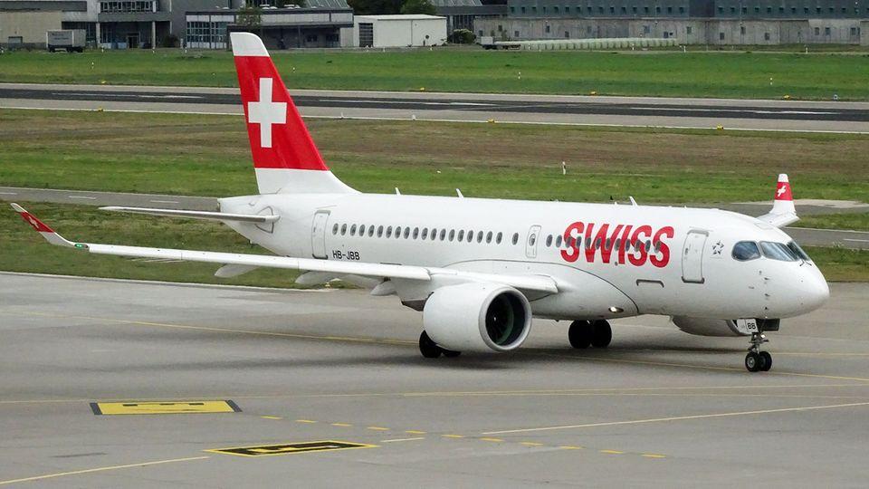 Die Swiss passt ihr Flugprogramm ab Zürich nochmals an und bietet ab Genf nur einen Mimi-Flugplan mit zu zwei Zielen