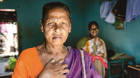 Besonders in subtropischen Gegenden spielt Lepra immer noch eine Rolle