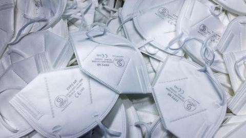 Apotheker machen mit FFP2-Masken das große Geschäft.