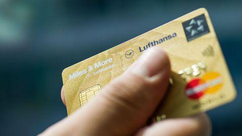 Lufthansa Kundenkarte
