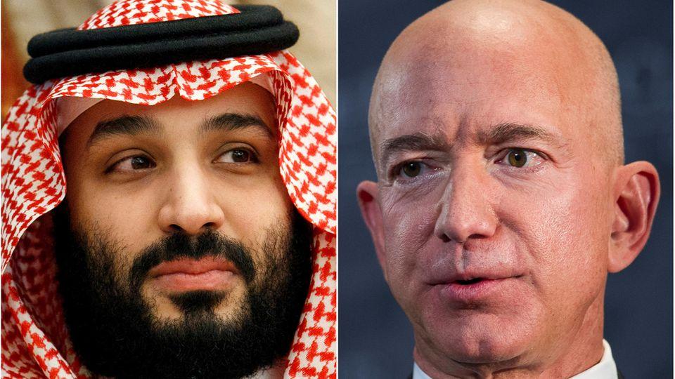 Erpressungsdrama: Rücktritt von Jeff Bezos: Wie der CEO von Amazon 2019 mit Nacktbildern erpresst wurde