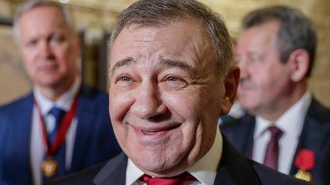 Der Oligarch Arkadij Rotenberg ist seit Kindheitstagen mit Wladimir Putin befreundet