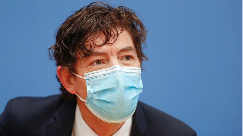 Christian Drosten, Direktor des Instituts für Virologie, Charité Berlin