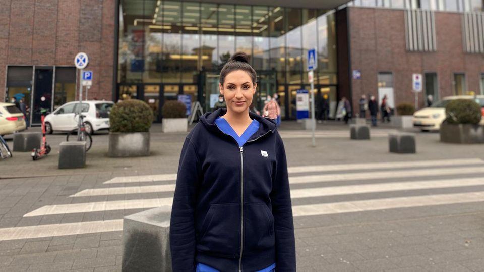 Arbeitsalltag, Motivation, Gehalt: Janna Sehlmeyer, warum bist du Physiotherapeutin geworden?