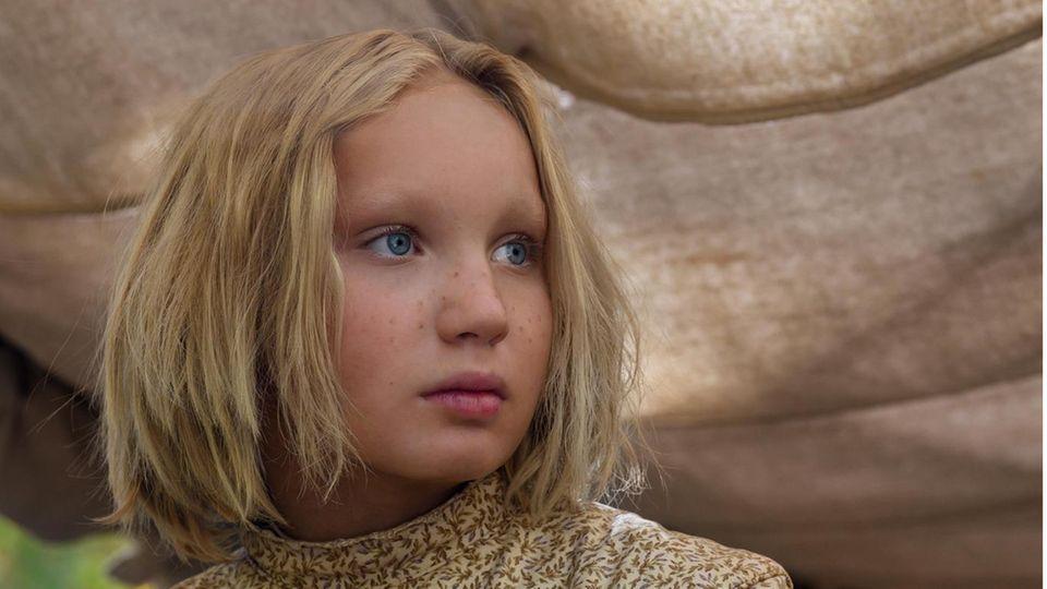 Berliner Mädchen: Zengel, geboren 2008, gewann 2020 den Deutschen Filmpreis als Beste Hauptdarstellerin
