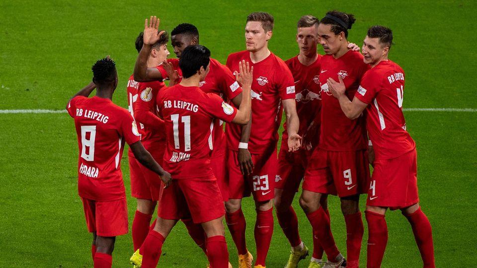 RB Leipzig will in der Champions League gegen den FC Liverpool spielen. Nur wo?