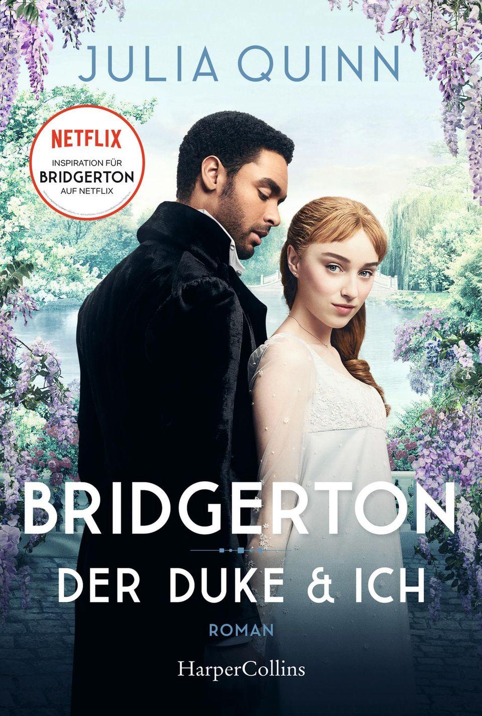 Bridgerton Buch