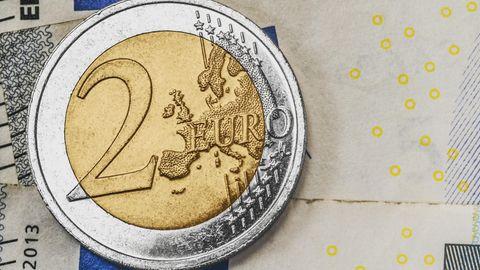 Zwei-Euro-Münze