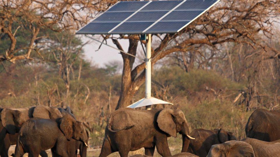 Solaranlagen-Boom in Simbabwe