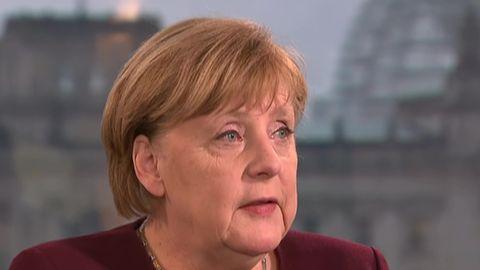 Angela Merkel im RTL-Interview (Kurzfassung)
