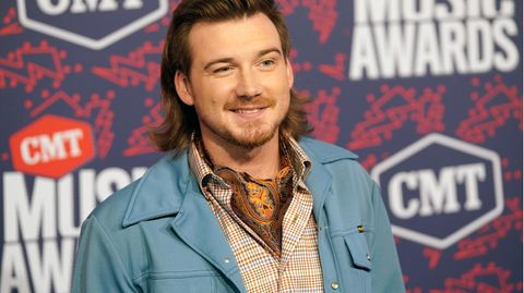 US-Country-Sänger Morgan Wallen