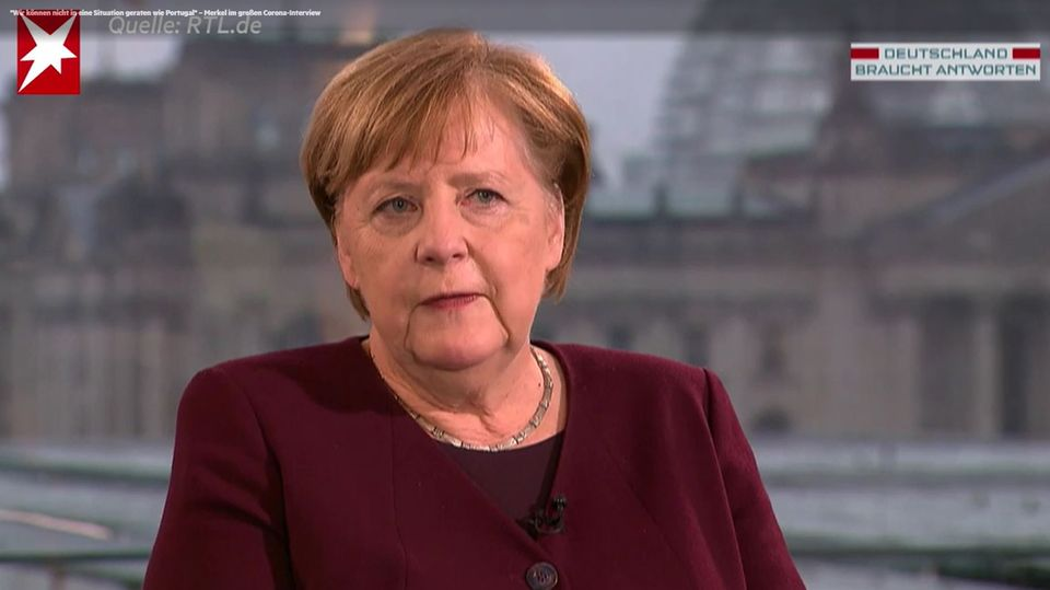 Frisur Angela Merkel