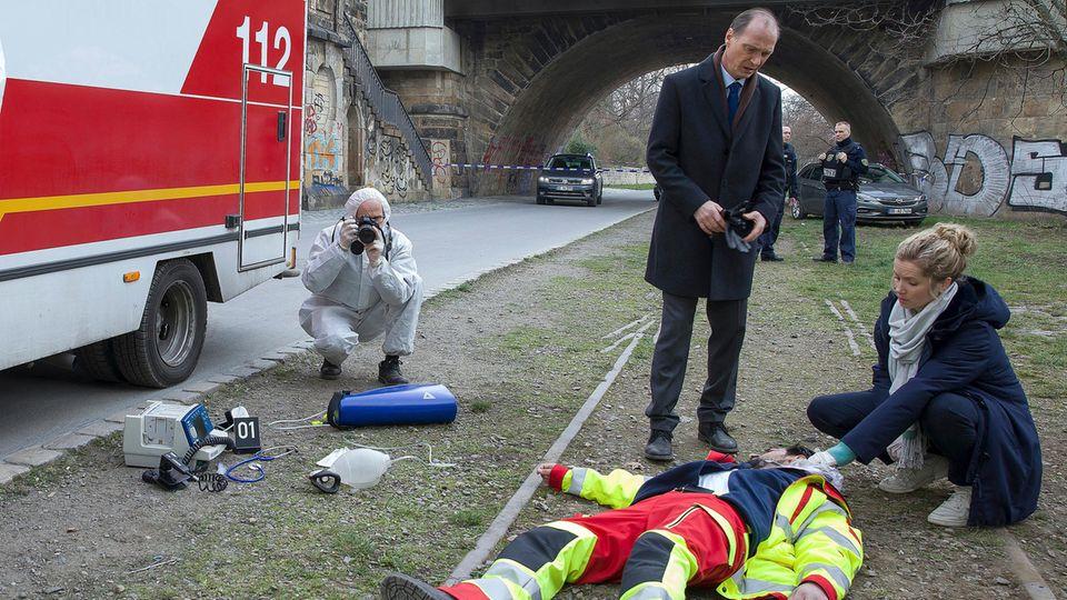 """""""Tatort: Rettung so nah"""" aus Dresden"""