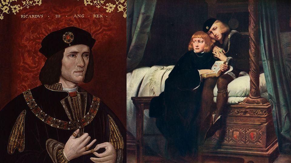 Es spricht einiges dafür, dass Richard III. doch seine Neffen hat ermorden lassen.