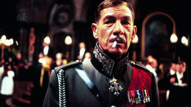 Richard III.wird regelmäßig verfilmt, hier mitIan McKellen im Dekor der 1930er Jahre.