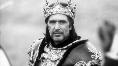 """Richard III. ist das meistgespielte Stück Shakespeares - hier mit AlPacinoin """"Looking für Richard""""."""