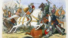 Zwei Jahre nach dem Tod der Prinzen fiel Richard III. auf dem Schlachtfeld.